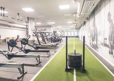 Nedre plan funktionell träning